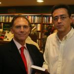 Steve Solot e Sérgio Sá Leitão