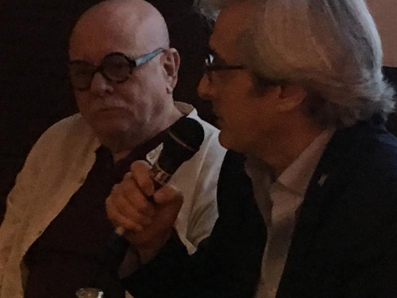 Silvio Fischbein, Mario Santos