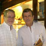 Jorge Peregrino e Bruno Stroppiana