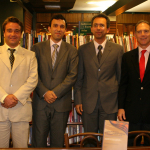 Guzmán Fernández, Fábio Cesnik, Manoel Rangel, Steve Solot