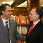 Manoel Rangel e Steve Solot