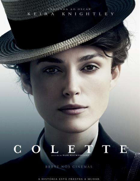 cartaz Colette