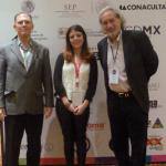 Steve Solot, Sofia Llorente, Harris Tulchin