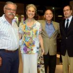 Carlos Alberto, Carmen Vieira, Steve Solot, Samuel Ossa