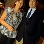 Cônsul do Chile Samuel Ossa & Macarena Acharan