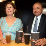 Elma & Minister Marcio Forte de Almeida