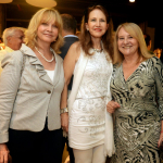 Kate Lyra , Diana Macedo Soares, Jaqueline Pitanguy