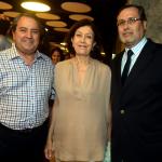 Stelio Amarante, Maria Elisa, Samuel Ossa
