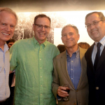 Thomas Trebat, Columbia Global Center, John Creamer , Steve Solot, Samuel Ossa