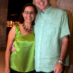 US Consul General John Creamer & Liza