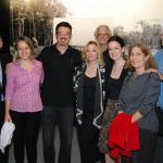 Steve Solot, Daniela, Sergio Sá Leitão, Kate Lyra, Mauricio Maestro, Kay Lyra, Susana Schild, Jean Michel Arlin