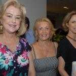 Diana Viana, Célia Fortes e Maria Luiza Viegas