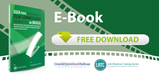 Guia para Film Commissions no Brasil – Disponível para download!