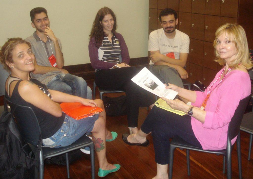 Kate Lyra - LATC - Latin American Training Center