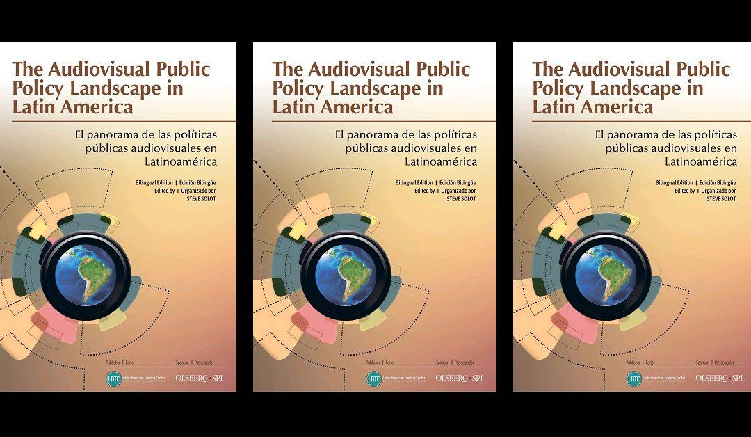 LATC publica e-book gratuito sobre o panorama das políticas públicas audiovisuais na América Latina