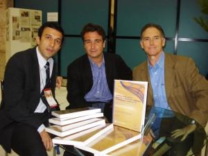 """Lançamento do livro """"Incentivos Fiscais para a Produção e a Co-Produção Audiovisual na Ibero-América, Canadá e Estados Unidos"""" durante o 13º FAM"""