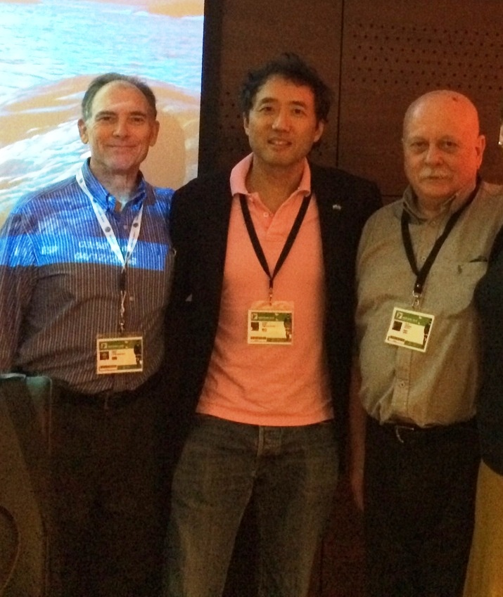 Anuncio vencedores - Steve Solot, Oliver Kwon, Silvio Fischbein